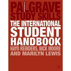 The International Student Handbook[国际学生指南]