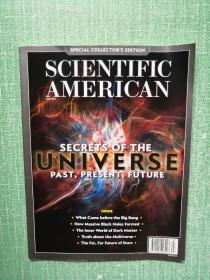SCIENTIFIC AMERICAN 科学美国人