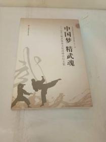 中国梦.精武魂2013精武体育文化高峰论坛文集