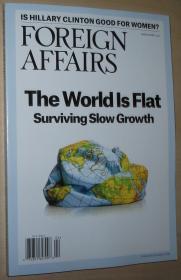 英文原版书 Foreign Affairs Magazine March/April 2016