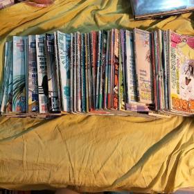 卡通王(1998-2003)年38册不重复合售。书角微磨。封面书口自然旧微磨。