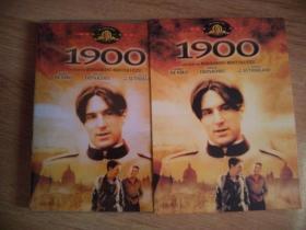 DVD 1900 2碟装