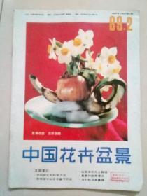 中国花卉盆景 1989年第2期