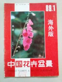 中国花卉盆景 1989年第1期