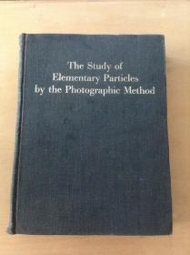 The Study of Elementary Particles by the Photoqraphic Method光子学方法对基本粒子的研究