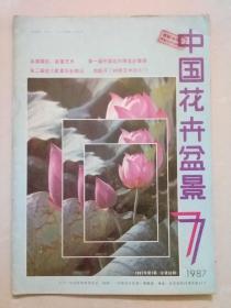 中国花卉盆景 1987年第7期