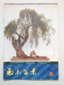 花木盆景1986年第5期