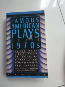 Famous American Plays of the 1970s