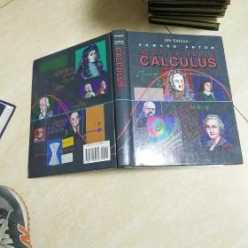 CALCULUS MULTIVARIABLE  微积分多变量 16开 精