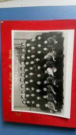 1983年农业部农经学院毕业照和毕业纪念册【长20宽15CM]内有40张小照片