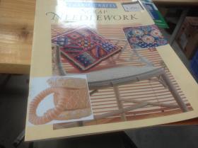 一本英文的有关拼布刺绣的刊物
