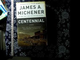 Centennial A Novel [平装]