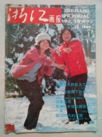 浙江画报1984年第12期