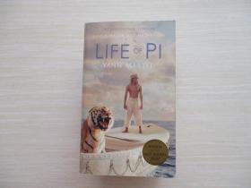 Life of Pi (International Edition, Movie Tie-In) 少年派的奇幻漂流 【185】