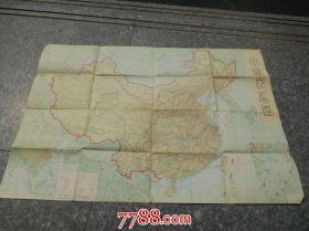 96最新版青岛市区交通图