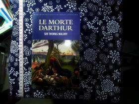 亚瑟王 Sir Thomas Malory Le Morte Darthur (Wordsworth Classics)英文原版