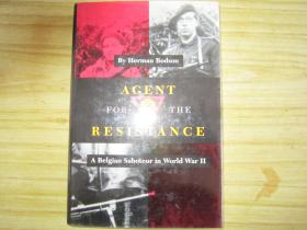 Agent for the Resistance: A Belgian Sabo(英文原版精装)