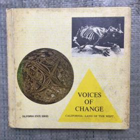 VOICES OF CHANGE 外文原版