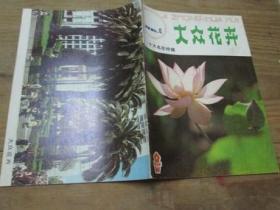 大众花卉《1986年第4期》十大名花特辑