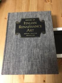 History of Italian Renaissance art意大利文艺复兴艺术史