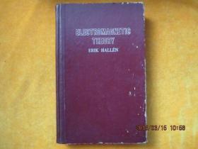 ELECTROMAGNETIC THEORY(精装 英文原版书 1962年)