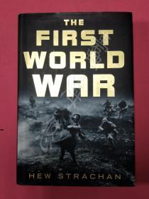 THE FIRST WORLD WAR  第一次世界大战 精装英文书