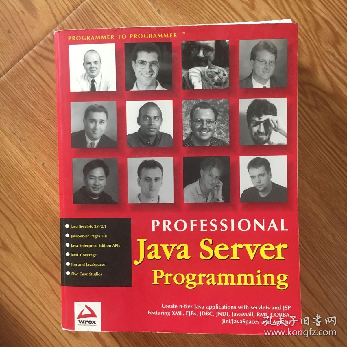 Java Server Programming