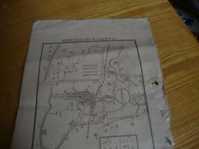 民国地图,<<江湾区 39x29 >>品图自定