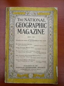 THE NATIONAL GEOGRAPHIC MAGAZINE1936