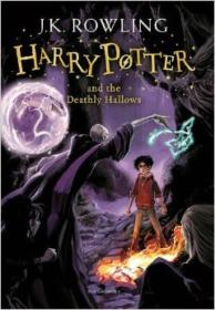 正版ta-9781408855713-Harry Potter and the Deathly Hallows哈利波特与死亡圣器