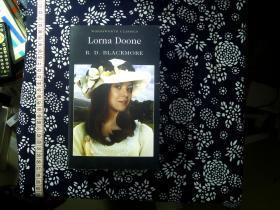 Lorna Doone(如图书皮有损伤)