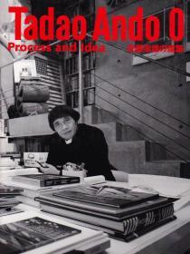 安藤忠雄的建筑/全4册/安藤忠雄、TOTO出版/2009年//16开/软皮