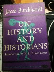 On History and Historians