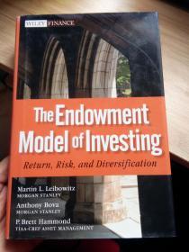 The Endowment Model of Investing: Return, Risk