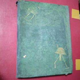 《galloping shoes》1924年精装英文版