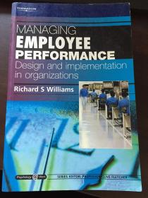 Managing Employee Performance(英文原版)
