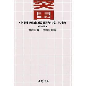 2008-突围-中国画廊联盟年度人物