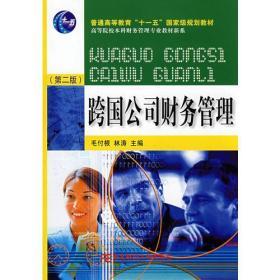 跨国公司财务管理(第二版)(新概念财务本)