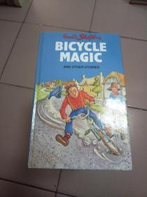 BICYCLE MAGIC AND OTHER STORIES自行车魔术和其他故事【插图本 儿童文学 精装插图本】