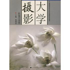 大学摄影徐希景高等教育出版社(附辅学光盘)