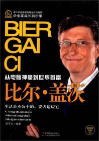 企业家成长启示录·从电脑神通到世界首富:比尔·盖茨