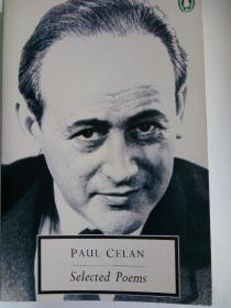paul celan selected  poems