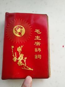 红603、封皮毛像、毛主席诗词、带有几十张各时期照片以及江、青、毛林照片各一张,还有很多毛主席诗词手迹,一张毛主席视察大江南北长画,3260页,规格64开,9品