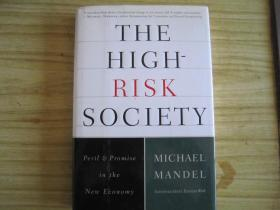 The high-risk society  peril and promise in the new economy(外文原版 精装本 近十品 详情见图)