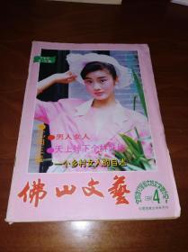 佛山文艺 (2期合售) 1994年第4期下、1994年第8期下