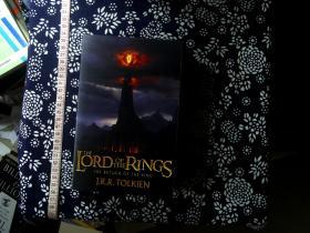 英文原版指环王 王者归来Return of the King Film Tie [Paperback]