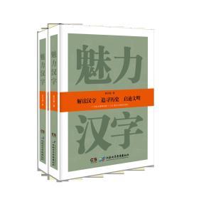 正版现货包邮《魅力汉字》热销中,学好语文从此开始!