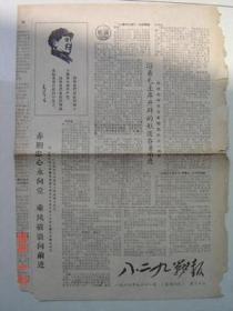 文革福建省八二九战报 (第13期)