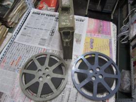 1979年木偶艺术片《掌上艺术》 16毫米美术片 动画片 老电影胶片 福建省发行 色彩如图所示