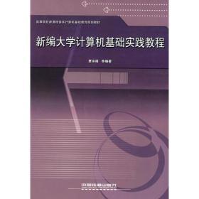 新编大学计算机基础实践教程